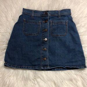 SP black label skirt